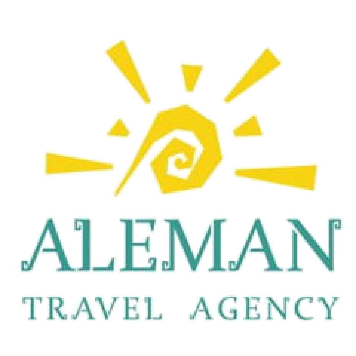Aleman Travel Logo